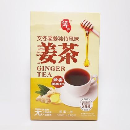 蜂蜜姜茶 HONEY GINGER TEA 20G X 20SACHETS