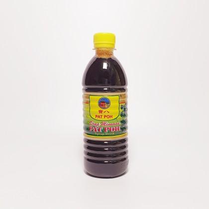 浓缩八宝凉茶 SYRUP PAT POH 500ML