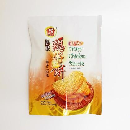 香脆鸡仔饼 CRISPY CHICKEN BISCUITS 60G±