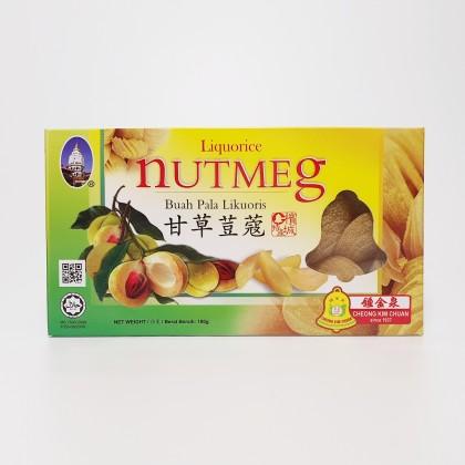 甘草荳蔻 NUTMEG LIQUORICE 180G