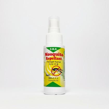 香茅油 MOSQUITO REPELLANT SPRAY 40ML