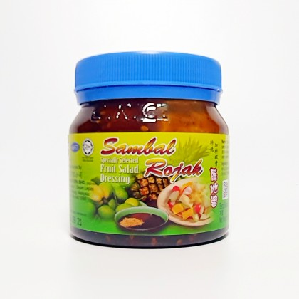 罗吔酱 SAMBAL ROJAK 180G