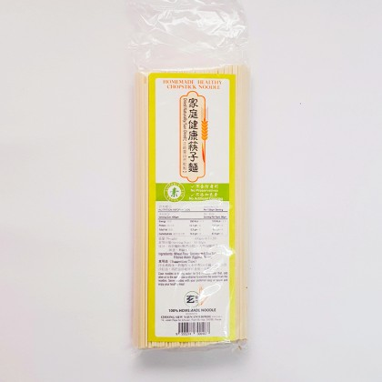家庭健康筷子面 HOMEMADE HEALTHY CHOPSTICK NOODLE 400G